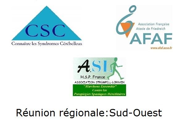 Réunions régionales Sud-Ouest