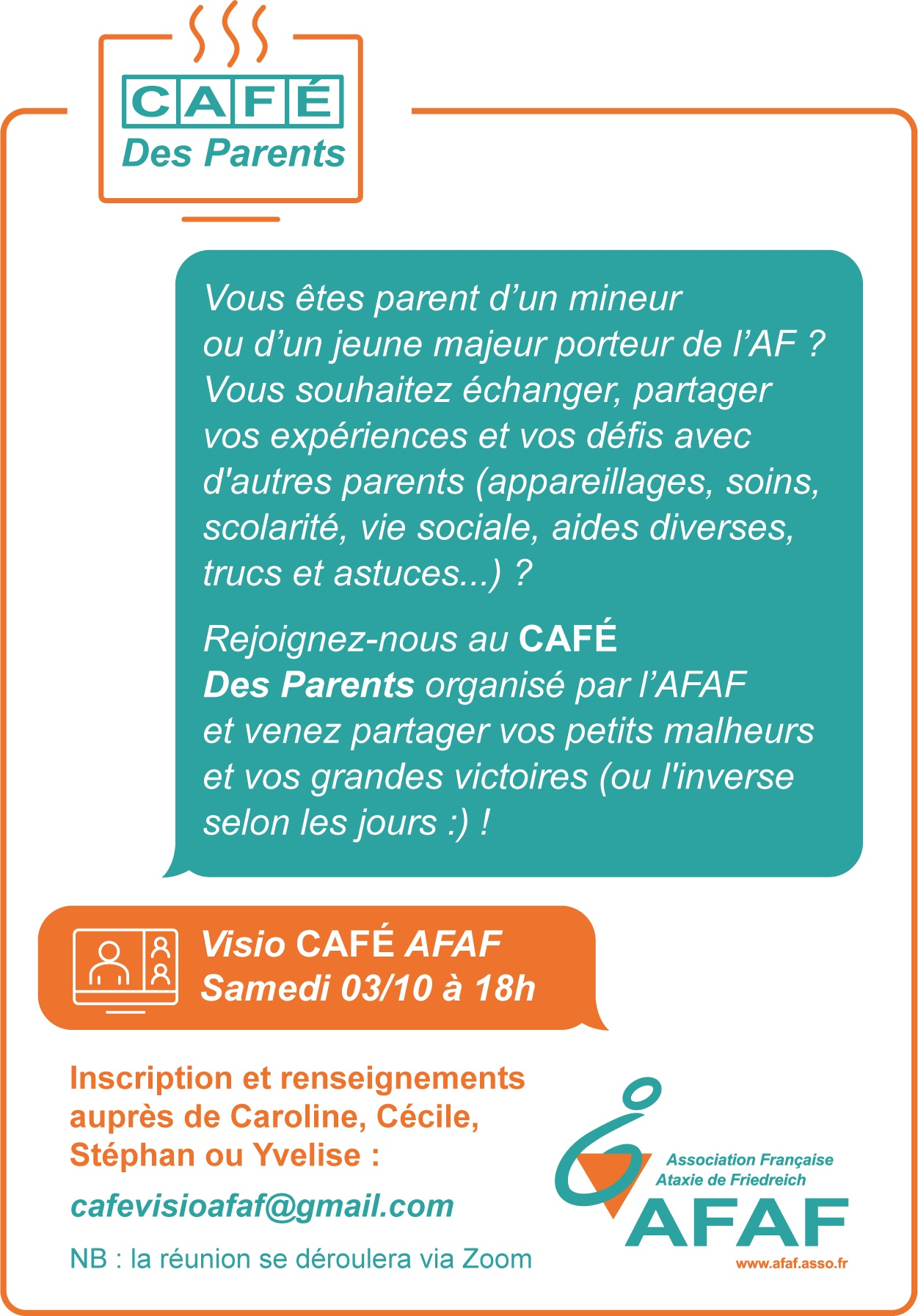Café des parents Visuel VF